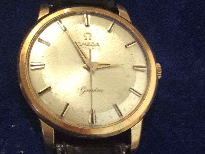 Men's Omega watch, the 1950s/1960s.