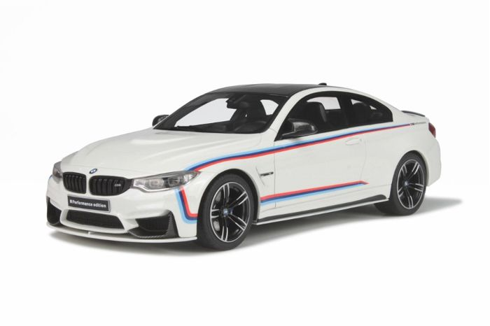 GT-Spirit - Scale 1/18 - BMW M4 M Performance - White