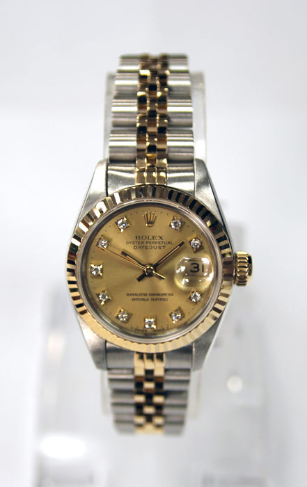 Rolex - Datejust - Ladie's - 1993