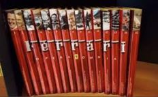 Ferrari Opera Omnia, 15 volumes with over 9000 unpublished and wonderful images