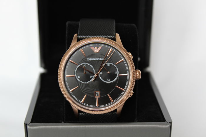 Emporio Armani AR1792 – Wristwatch – Never worn
