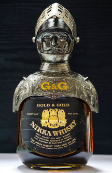 Western Nikka Gold and Gold Kabuto Special Edition