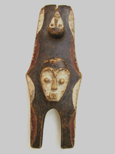 Very Old IJAW Mask - Nigeria