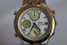 Seiko – Age of Discovery – 7T32-7B20 – Chronograph – 1991