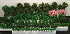 Scenery H0 - Package of 150 trees