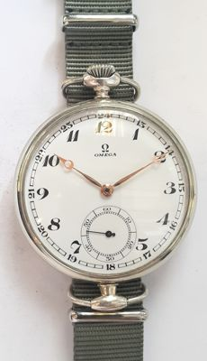 Omega marriage wrist watch - Switzerland ,1900 year