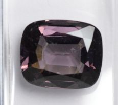 Mauve spinel - 5.28 ct