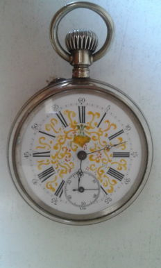 Anonymous – men's pocket watch – early 20th century