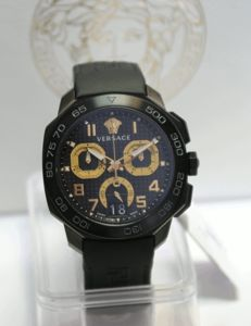 Versace chronograph - men's watch never worn