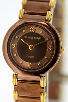 "Daniel Mink ""Cobra"" Ladies Quartz Watch"
