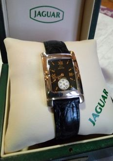 Jaguar - Men watch Made in Switzerland with leather band - 2008