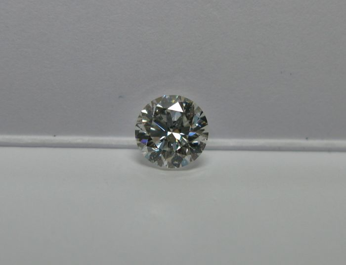 Cts. 0.90, Brilliant Cut Diamond, F/SI2