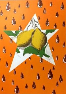 David Salle - The Lemon Twig