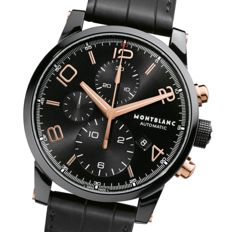 Montblanc Timewalker  Chronograph Ref. 105805 - Men's  Watch - 2016