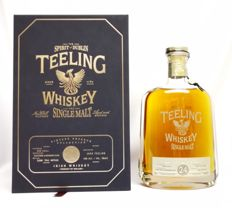Teeling 24 years old  Irish Single Malt Whiskey 46% abv. Limited Release 5000 bottles - 08/2016