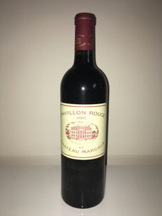 2005 Chateau Pavillon Rouge du Chateau Margaux France - 1 bottle (0,75l)