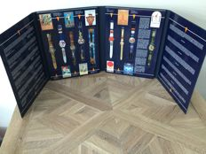 Swatch Historical Olympic Game Collection