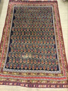 Collector's carpet - Late 20th century - Afshar, Iran - Measurements 280 x 180 cm.