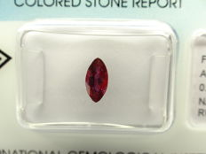 ruby – 0,62 ct