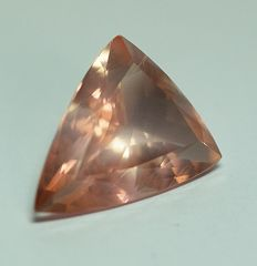 Rose Quartz , intense pink - 20,05 ct