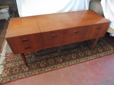 Producer unknown – Vintage dressing table in teak veneer