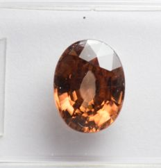 Zircon - 3.64 carats - No reserve price