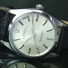 1965s Rolex Oyster Perpetual Automatic 36mm Men's 1018 RARE Size
