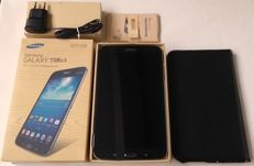 Samsung Galaxy Tab3 SM-T310 8.0 inch tablet complete in box with cover