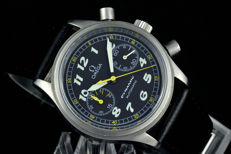Omega Dynamic Chronograph Steel