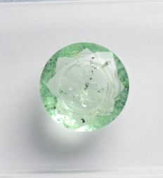 Emerald – 1.42 ct – No reserve price