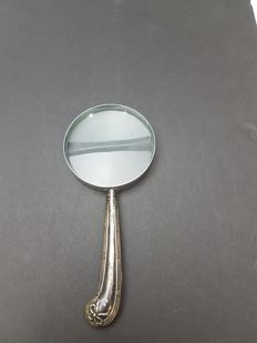 Silver magnifier