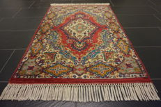 Perser Teppich Kirman Kerman Made in Pakistan  85X130cm