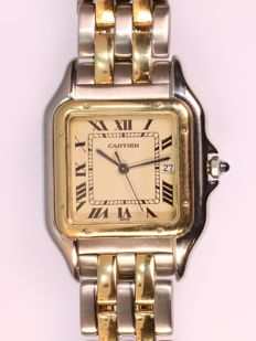 Cartier Panthere Ref. 187957 -- Unisex -- Year 1990