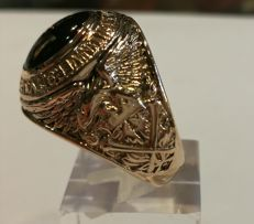American College Ring — George Washington University