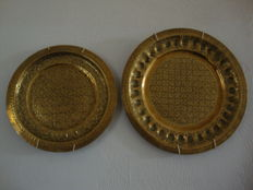 Golden Dish Lot
