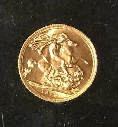 Great Britain - Sovereign 1978 - Elizabeth II - gold