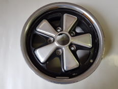 "Porsche 911 Fuchs Wheel with a rare size of 912"" x 15"""