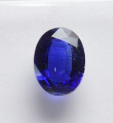 Tanzanite - 1.71 ct - no reserve price.