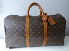 Louis Vuitton – Keepall 50