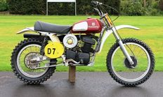 Husqvarna - 400WR World Champion Replica - California Title - 1974