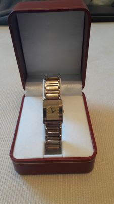 Rado — Integral Lady gold tone —