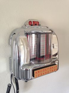 "Jukebox Telephone: ""Original 50s Today's Special"" - 20th century"