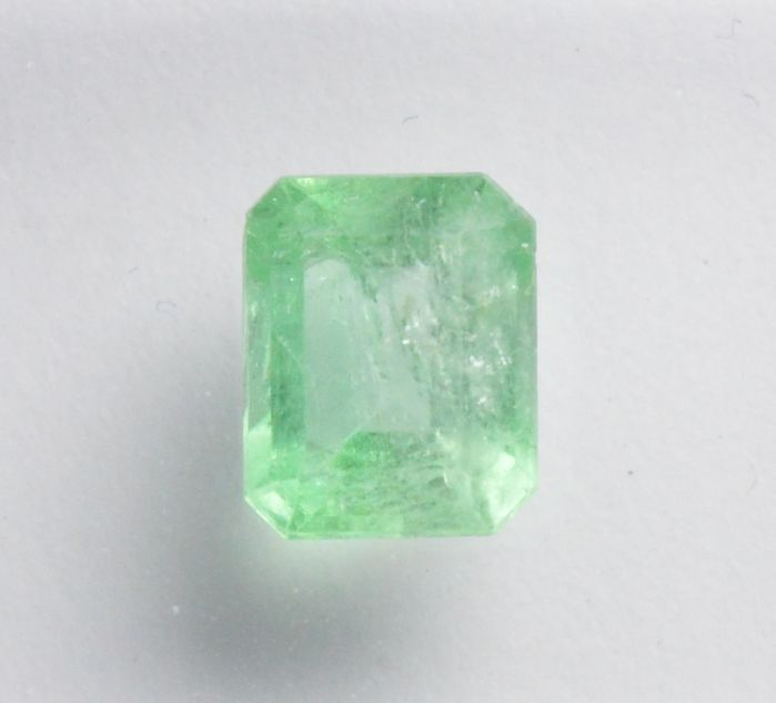 Emerald - 1.02 ct - No reserve price