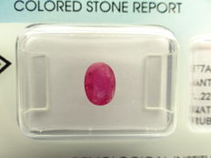 Ruby  – 1,22 ct