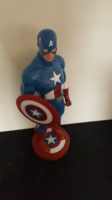 Figure from Captain America