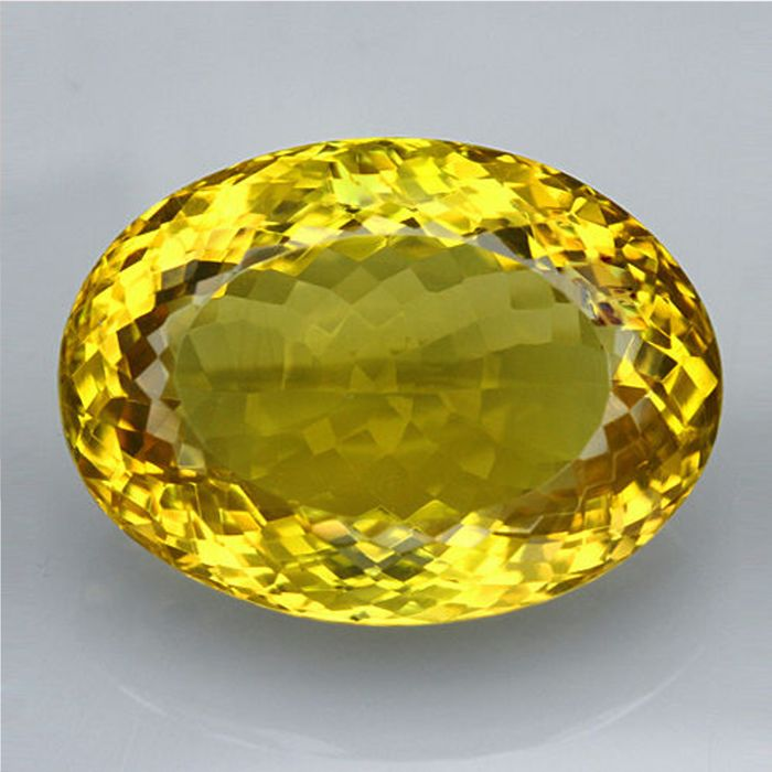 Lemon Quartz– 88.60 ct