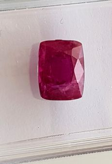 Ruby –  2.11 ct