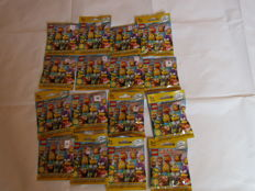 Collectible Minifigures - 71009 - The Simpsons Series 2 - Complete set of all 16 minifigures