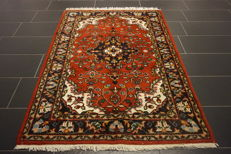 Orient carpet Indo Tabriz, 125 x 180cm – made in India – end of last century