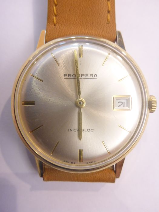Prospera  — Men's wristwatch